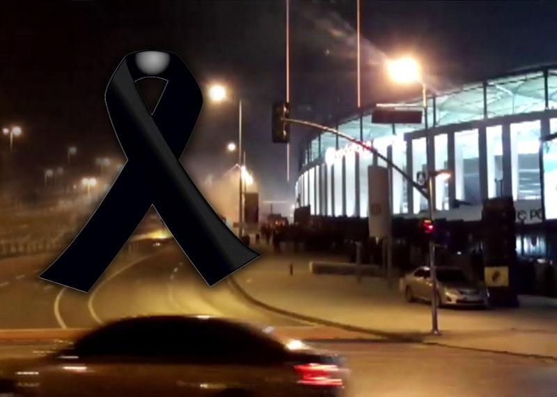 Genel Başkanımız Mahir YAĞCILAR İstanbul'un Beşiktaş'taki terör saldırısını kınadı