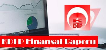 KDTP Finansal Raporu