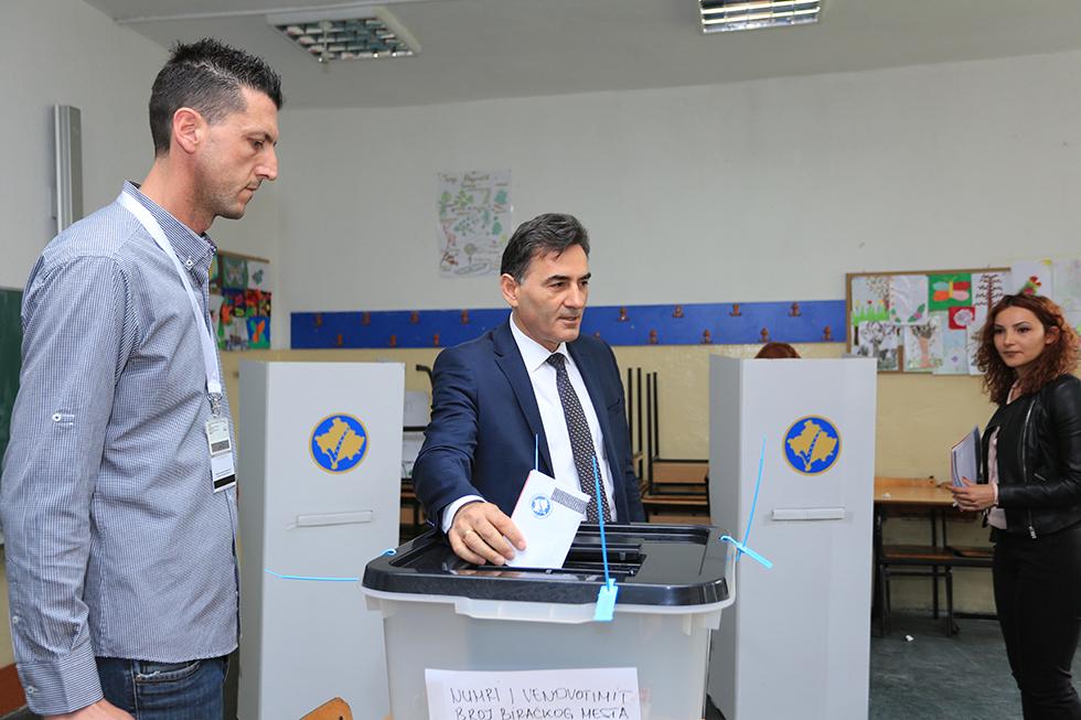 Kosova ve Kosova Türk Toplumu İçin Herkes Sandık Başına