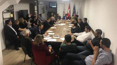 Seçimler Türk Toplumunun Birlik ve Beraberlikten Yana Olduğunu Gösterdi