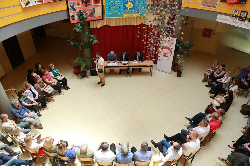 Türkçe Eğitim Paneli Düzenlendi