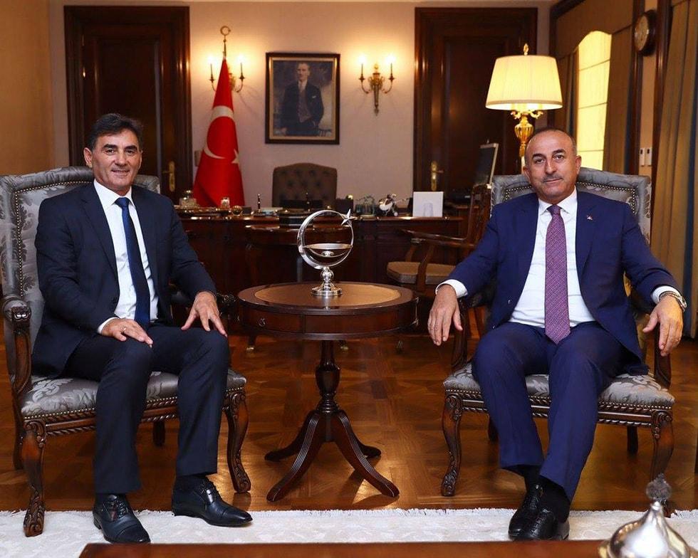 Genel Başkan Mahir Yağcılar'ın Ankara Temasları