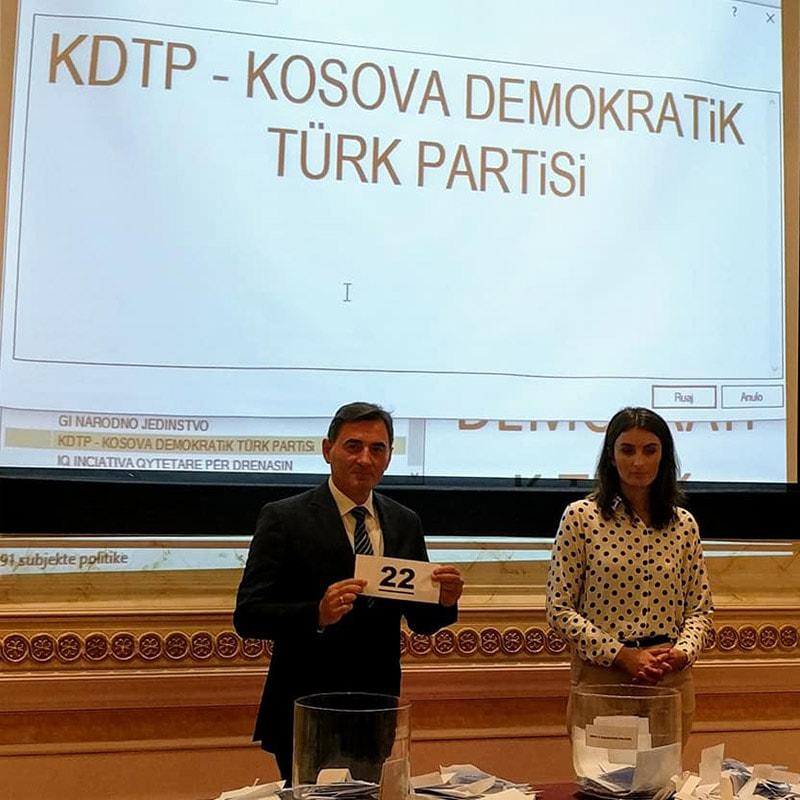KDTP Yerel Seçimlerde 22 Numarayla Yarışacak