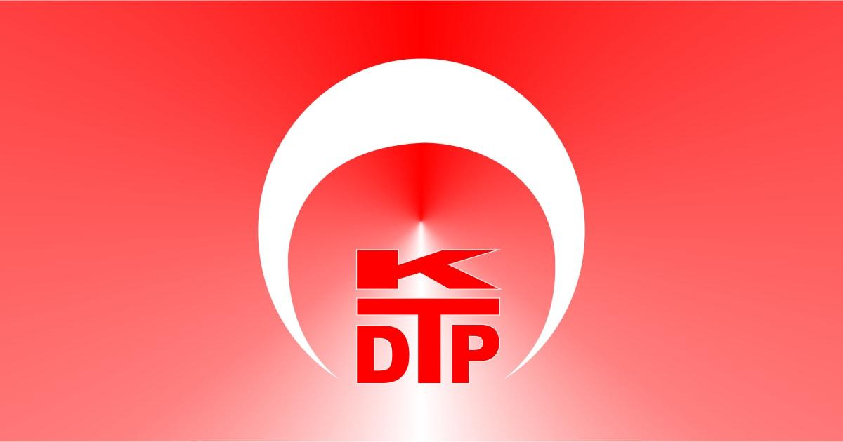 Bildiri: KDTP Prizren Şubesi Seçimlerinde 63 Aday