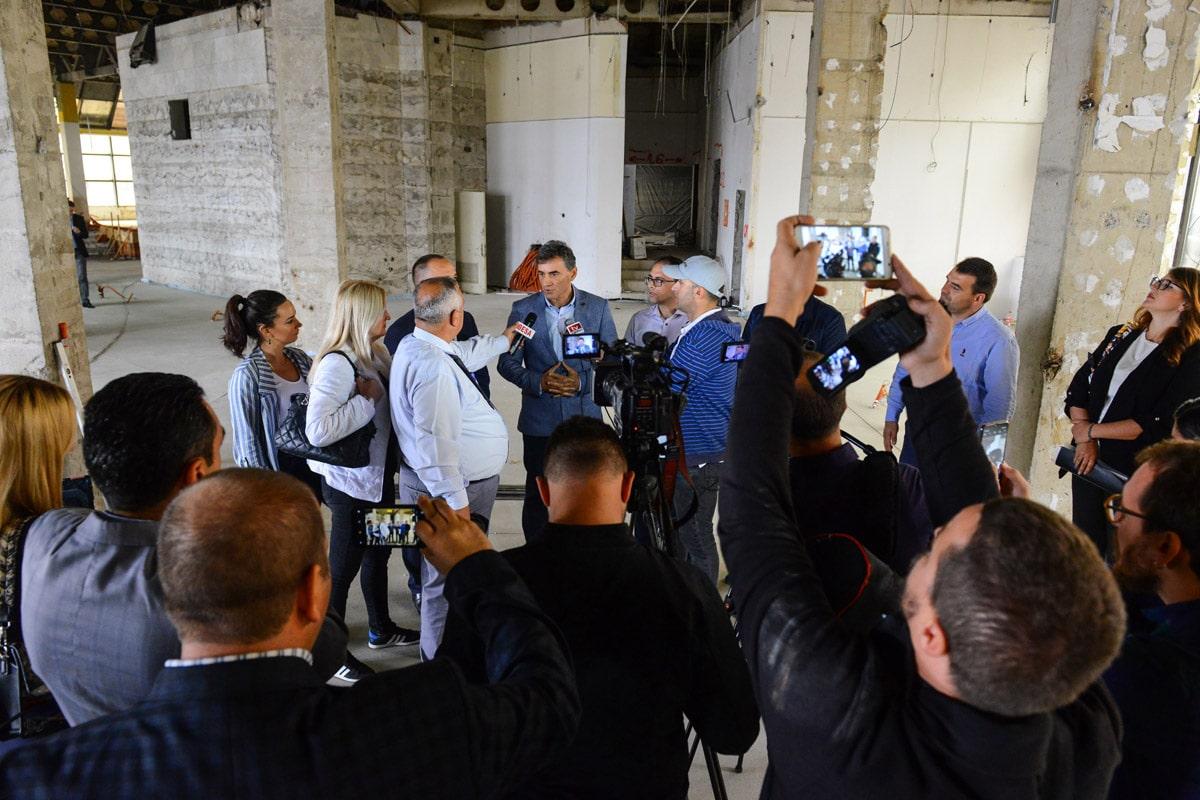 Bakan Yağcılar: Prizren Belediyesi hizmetleri bundan böyle tek noktadan sunulacak