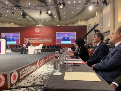 Genel Başkanımız Mahir Yağcılar VI. İstanbul Arabuluculuk Konferansına katıldı