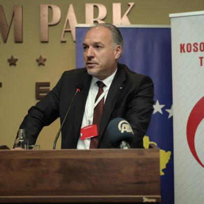 Kosova Türklerinin yeni lideri Fikrim Damka