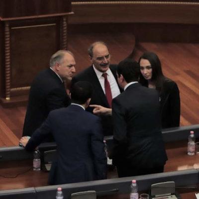 Kosova Meclis Başkan Vekili Fikrim Damka