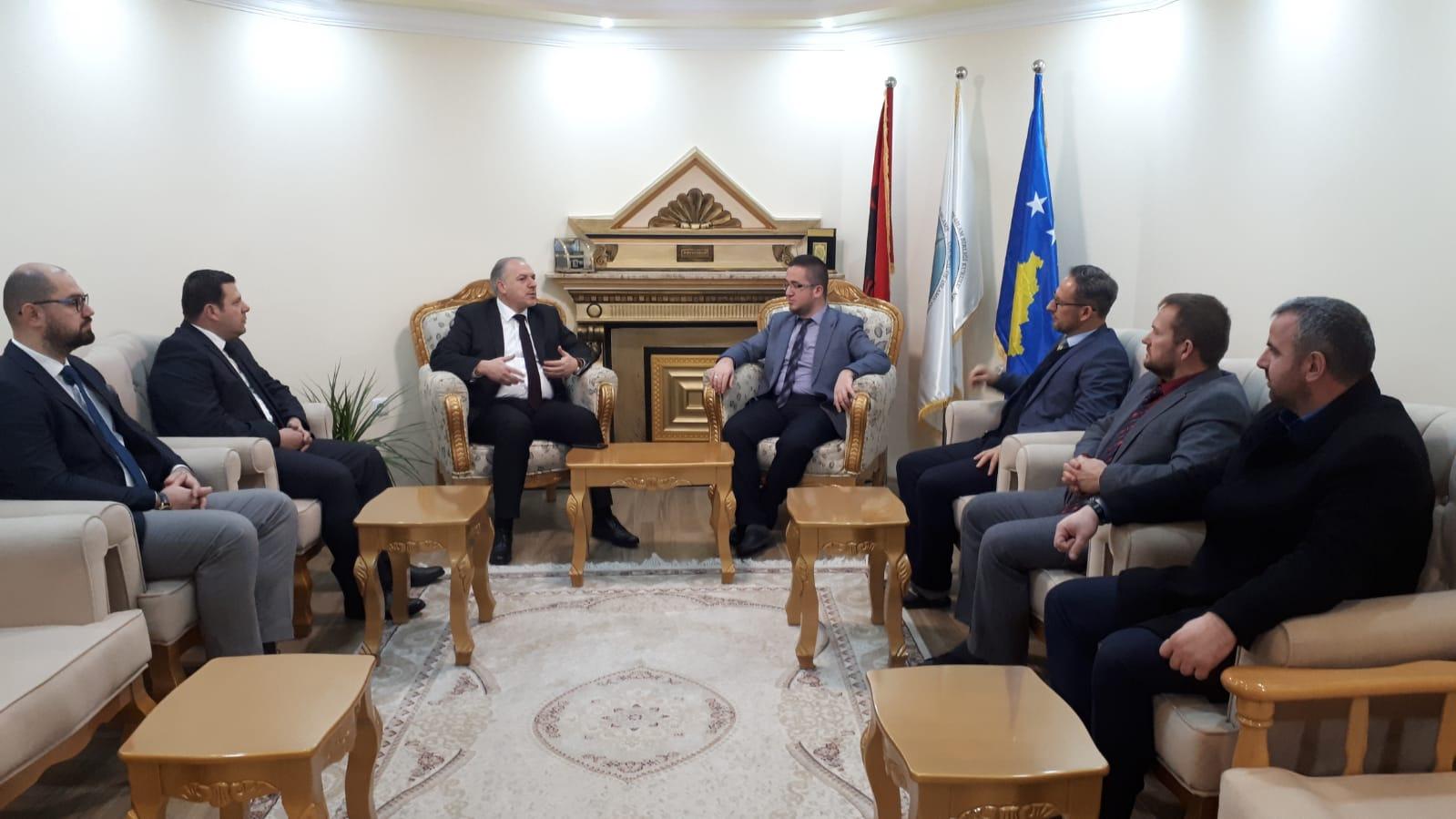 Prizren İslam Birliği Ziyareti