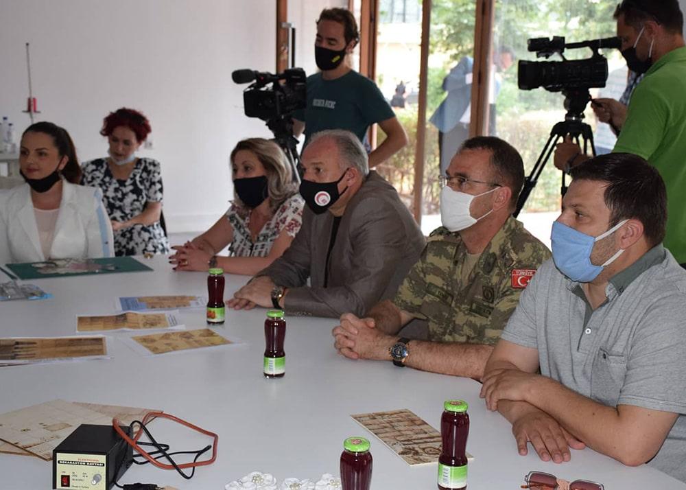 Prizren El Sanatları Merkezi Ziyaret Edildi