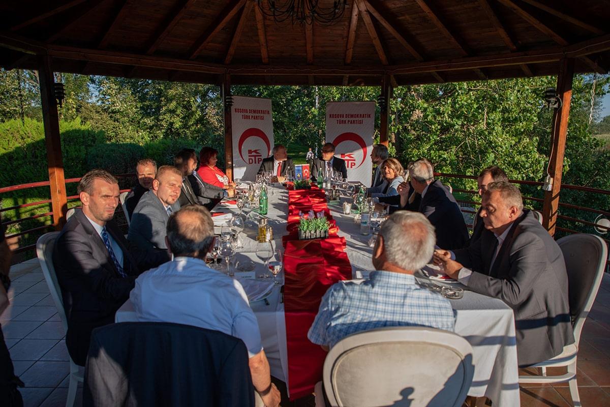 Kosova Demokratik Türk Partisi 20 Yaşında!