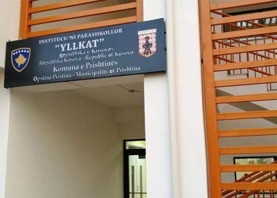 """""""Yllkat"""" Okul Öncesi Eğitim Kurumunda Türkçe Sınıf Müjdesi"""