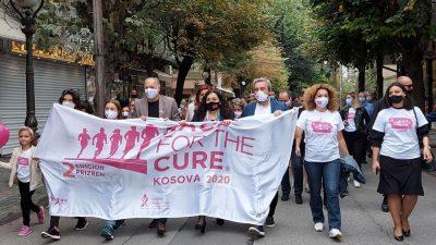 Meme Kanseri Farkındalık Yürüyüşü