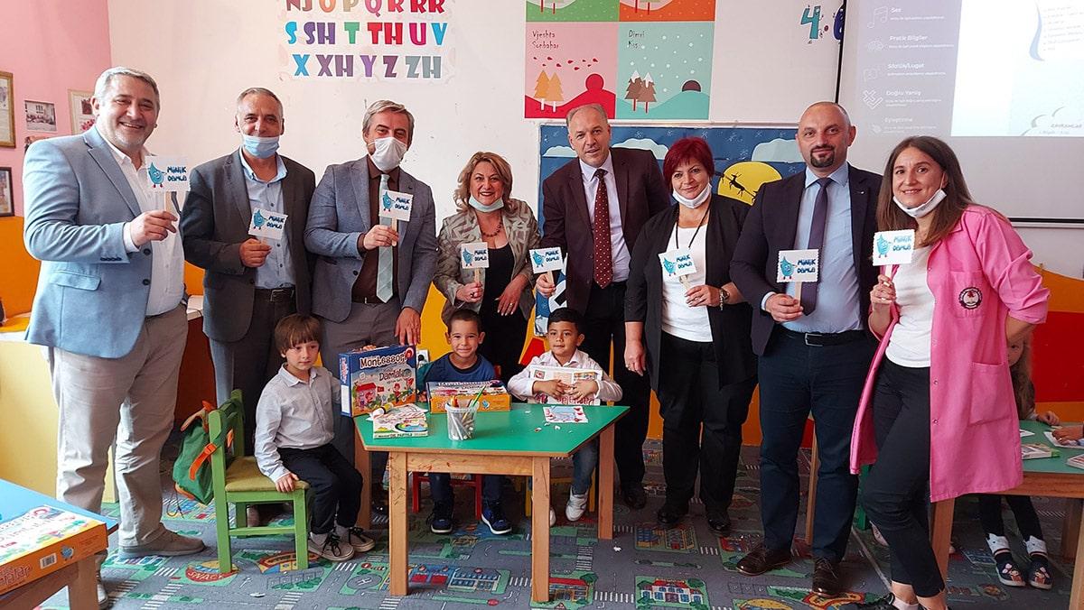 Minik Yavrularımıza Türkçe Eğitim Setleri