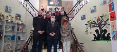 İçişleri Bakan Yardımcımız'dan, Priştine'de Türk Öğretmenlerine Ziyaret