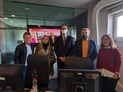 RTK Türkçe Redaksiyonu'na Ziyaret