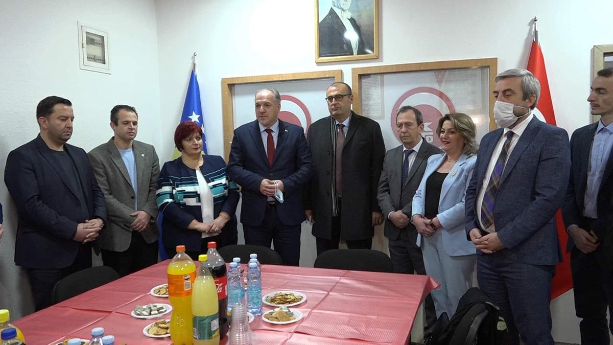 Mitroviça Şubemizin Yenilenmiş Ofisinin Açılışı Gerçekleştirildi