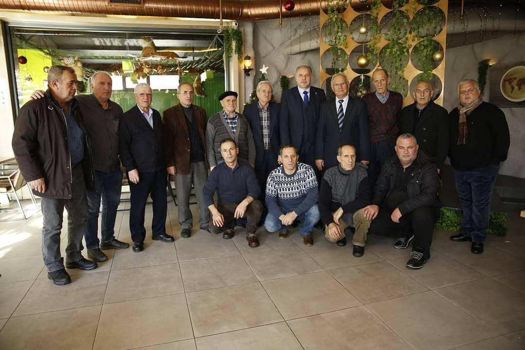 Genel Başkanımız Fikrim Damka, Yanova'yı Ziyaret Etti