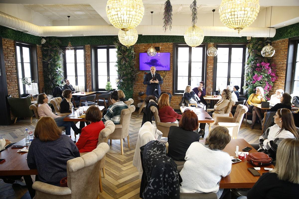 Genel Başkanımız Kadın Dernekleri ve Prizren Şubesi Kadın Kollarıyla Biraraya Geldi