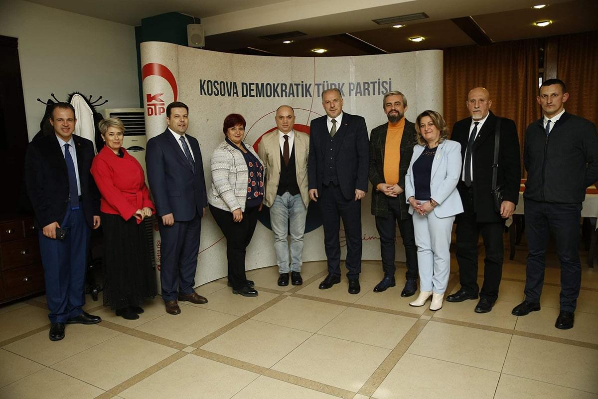 Prizren'de Türk Sağlık Çalışanları İle Bir Araya Gelindi