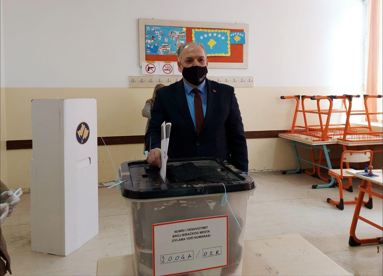Seçimler Kosovamızın ve Türk Toplumumuzun Geleceği İçin Olumlu Sonuçlar Getirecek