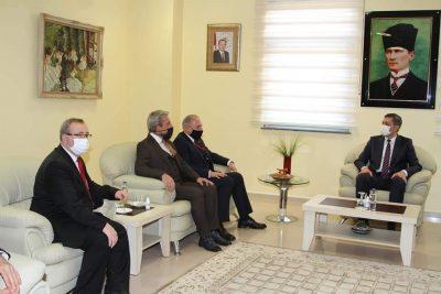 Genel Başkanımız ve Beraberindeki Heyet, T. C. Milli Eğitim Bakanı ile Görüştü