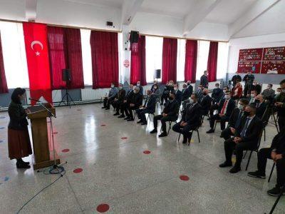 Genel Başkanımız Fikrim Damka, Yücel Şehitleri Anıt Açılışı ve Anma Programı'na Katıldı