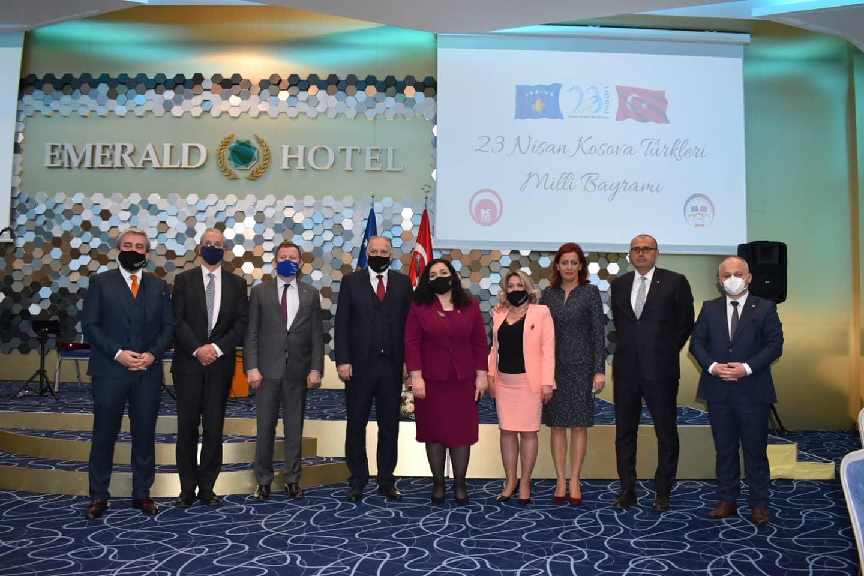 23 Nisan Kosova Türkleri Milli Bayramı Törenle Kutlandı