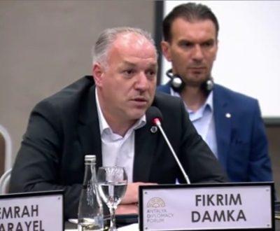 Başkanımız Fikrim Damka, Antalya Diplomasi Forumu'nda Yuvarlak Masa Toplantısına Katıldı